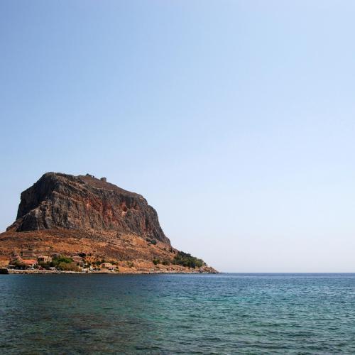 Μονεμβασιά, Ελλάδα