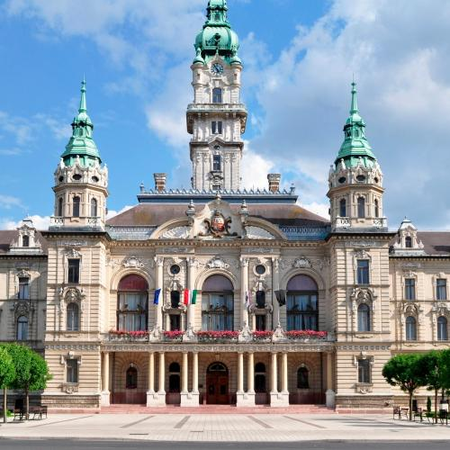 Győr, Magyarország