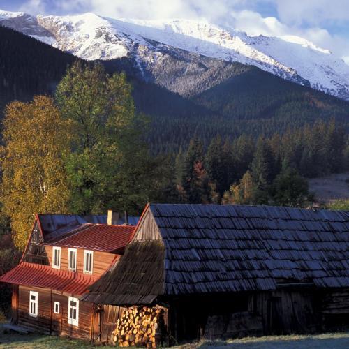 Ždiar, Slovensko