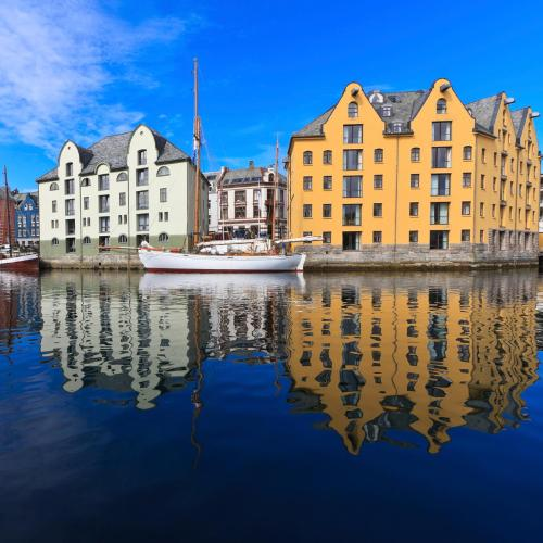Ålesund (Norge)