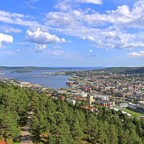 Sundsvall, Sverige
