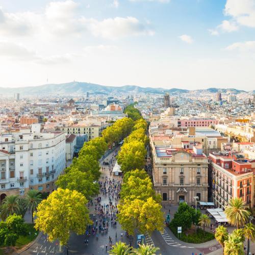 Barcelona, Espanya
