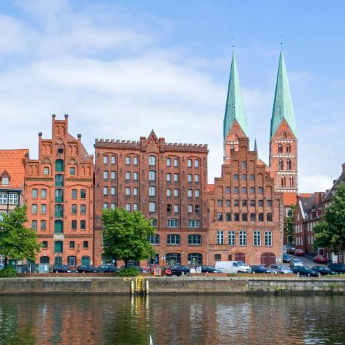 Lübeck, Tyskland