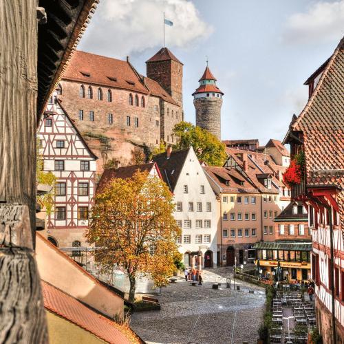 Nürnberg, Deutschland