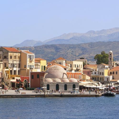 Χανιά Πόλη, Ελλάδα