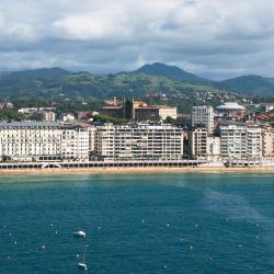 San Sebastián 26 luxury hotels