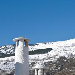Alpujarra de la Sierra 3 hoteles