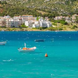 Agios Spyridon 5 hotels