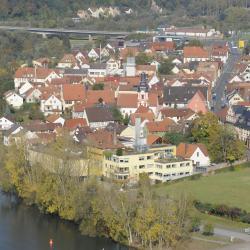 Kreuzwertheim 6 hotels