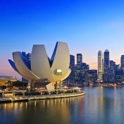 סינגפור 806 מלונות