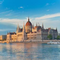 Budapest 1350 family hotels