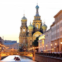 Saint Petersburg 4001 self catering properties