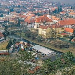 Náměšť nad Oslavou 4 hotels