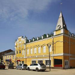 Касимов 8 отелей