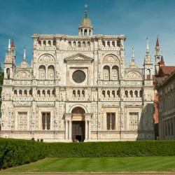 Pavia 110 hotels