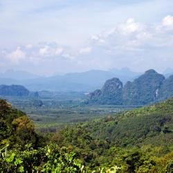 Khao Sok National Park 6 Glamping Sites