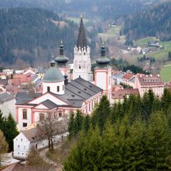 Mariazell 4 accessible hotels