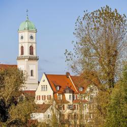 Vohburg an der Donau 4 hotels
