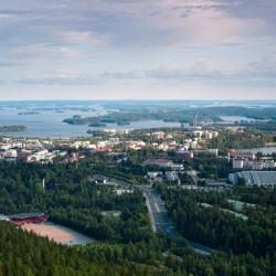 Kuopio 61 hotels