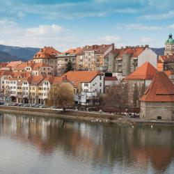 Maribor 167 hotelov