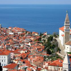 Piran 26 bed and breakfasts