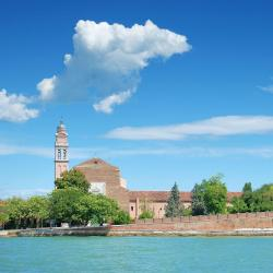 Lido de Venise 155 hôtels