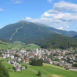 San Candido 10 serviced apartments