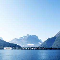 Åndalsnes 4 Ferienwohnungen