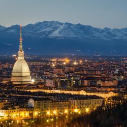 Turin 1863 hotels