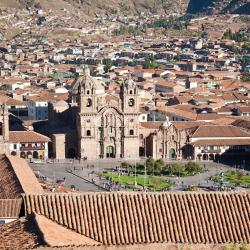Cusco 1641 hotels