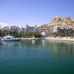 Alicante 10 golf hotels