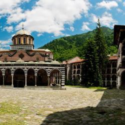 Rilszki Manasztir 8 szálloda