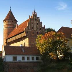 Olsztyn 41 accessible hotels