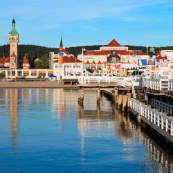 Sopot 60 accessible hotels
