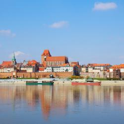 Toruń 7 hotels with a jacuzzi