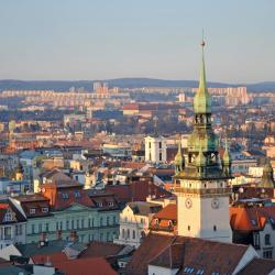 Brno 61 accessible hotels