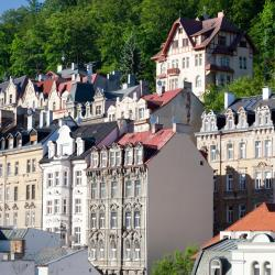 Karlovy Vary 49 accessible hotels