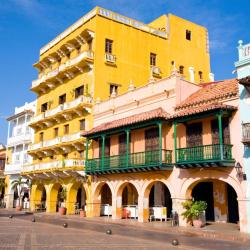 Cartagena de Indias 20 serviced apartments