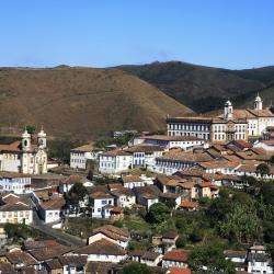 Ouro Preto 18 apartments