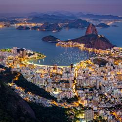 Rio de Janeiro 4 luxury tents