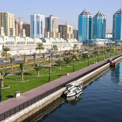 Sharjah 28 beach hotels