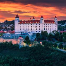 Bratislava 17 hotels with a jacuzzi
