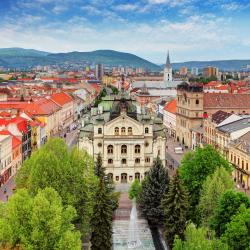 Košice 490 hoteller