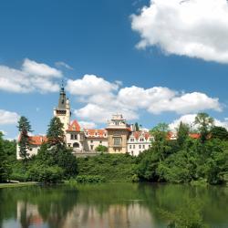 Prŭhonice 10 hotels