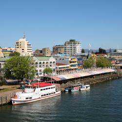 Valdivia 401 hoteles