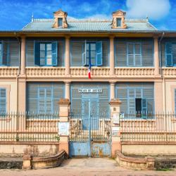 Saint-Laurent du Maroni 7 hotels