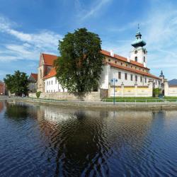 České Budějovice 116 hotelů