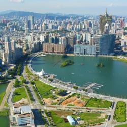 Macao 81 hoteller