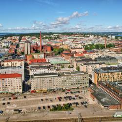 Tampere 150 hotellia