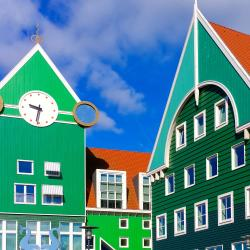 Zaandam 5 holiday homes